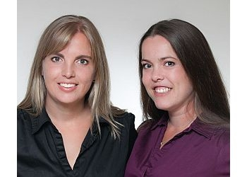 Huntsville mortgage broker Jennifer Koop & Susan Bloom
