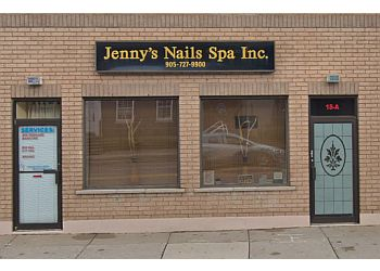 Aurora nail salon Jenny Nails Spa