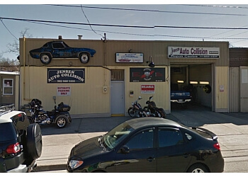 Whitby auto body shop Jensen Auto Collision