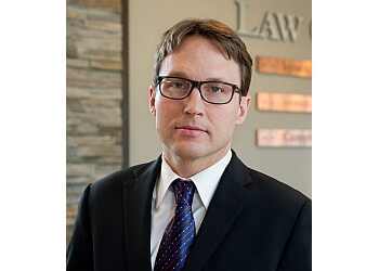 Kamloops criminal defense lawyer JEREMY JENSEN