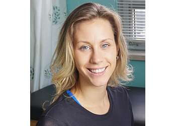 St Johns physical therapist Jessica French, PT