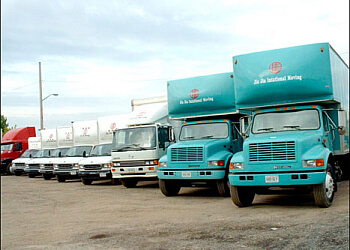Jia Jia International Moving Inc.