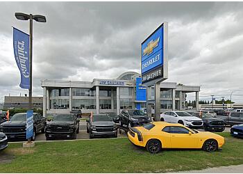 Winnipeg car dealership Jim Gauthier Chevrolet