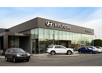 Port Coquitlam car dealership Jim Pattison Hyundai Coquitlam