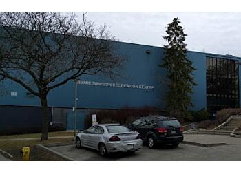 Toronto recreation center Jimmie Simpson Recreation Centre