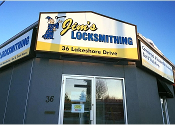 North Bay locksmith Jim's Locksmithing