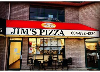 Langley pizza place Jim's Pizzeria