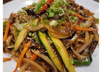 Surrey bbq restaurant Jin Soo Sung Chan Korean Restaurant