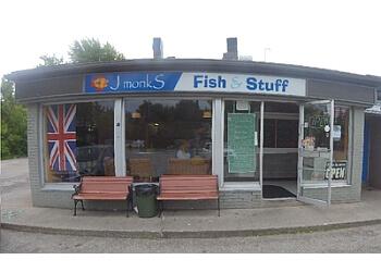 St Catharines fish and chip J monk S Fish & Stuff