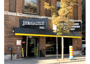 Montreal sandwich shop Joes Panini