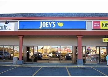 St Albert seafood restaurant Joey's Restaurants