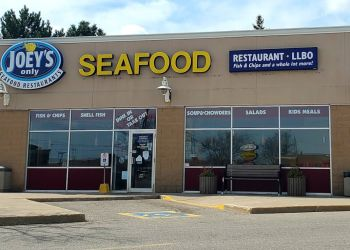 Brantford fish and chip Joey's Seafood Restaurants