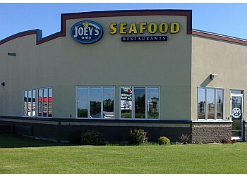 Grande Prairie fish and chip Joey's Seafood Restaurants