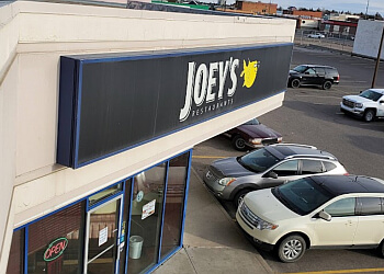 Lethbridge fish and chip Joey's Seafood Restaurants