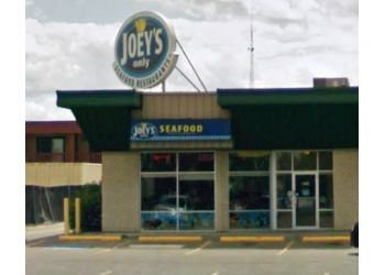 Red Deer fish and chip Joey's Seafood Restaurants