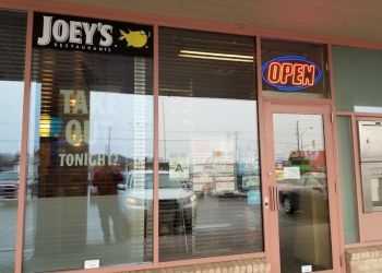 Thunder Bay seafood restaurant Joey's Seafood Restaurants