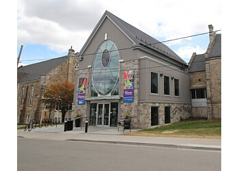 Halton Hills places to see John Elliott Theatre