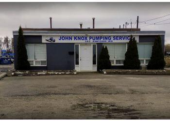 Vaughan septic tank service John Knox Pumping Service