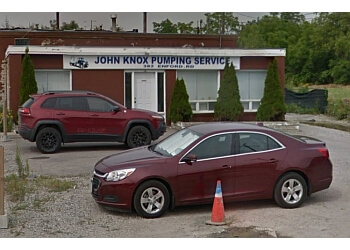 Richmond Hill septic tank service John Knox Pumping Service ltd.