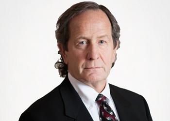 Kamloops civil litigation lawyer John M. Hogg, Q.C