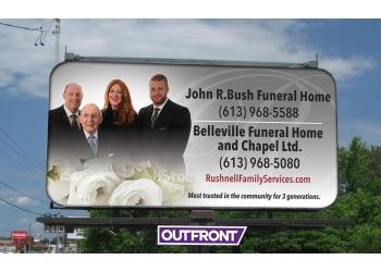 Belleville funeral home John R. Bush Funeral Home