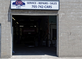 Peterborough car repair shop John's Auto Service & Repair
