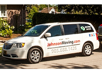 St Catharines moving company Johnson Moving & Storage