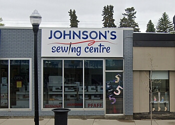 Edmonton sewing machine store Johnson's Sewing Centre & Quilter's Dream