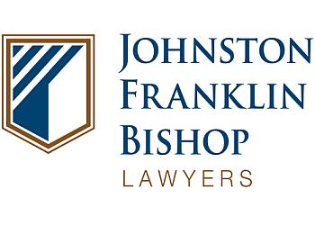 Nanaimo business lawyer Johnston Franklin Bishop