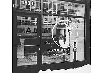 Montreal hair salon Jonathan Hairdressing Salon