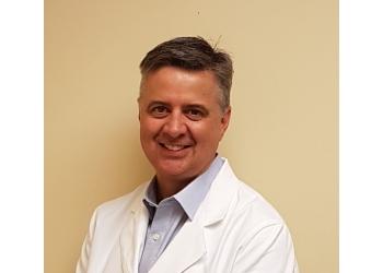 Milton podiatrist Jonathan Haslehurst, DCH