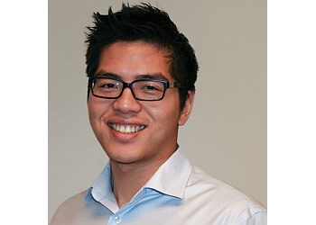 Coquitlam physical therapist Jonathan Lui, PT, MScPT, HBSc, CAFCI, FDN/IMS