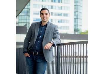 Kingston real estate agent Jordan Quaresma
