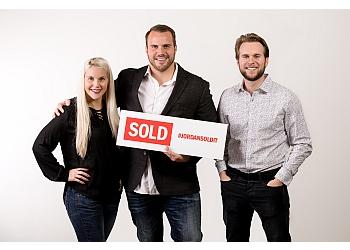 Sudbury real estate agent Jordan Stephens Real Estate Team