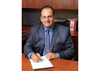 Edmonton personal injury lawyer Joseph A. Nagy Injury Lawyer