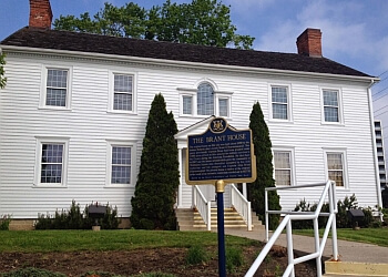 Burlington landmark Joseph Brant Museum