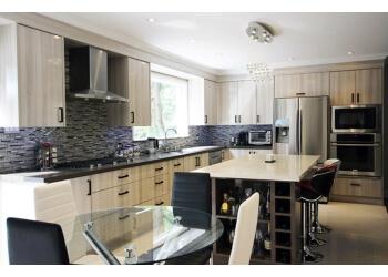 Vaughan custom cabinet Joseph Kitchen and Bath