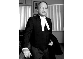 Kelowna dui lawyer Joseph R. Gordon