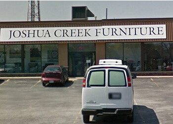 Oakville furniture store Joshua Creek Trading Furniture & Home Décor