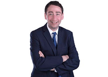 Vancouver immigration lawyer Joshua Slayen