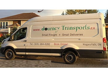 Niagara Falls moving company Journey Transports