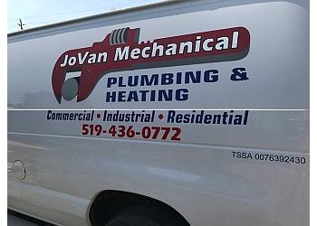 Chatham plumber Jovan Mechanical Plumbing & Heating Contractors Ltd