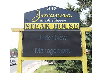 Milton steak house Jovanna At The Harrop Steak House
