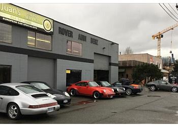 Richmond car repair shop Juan's Auto Service