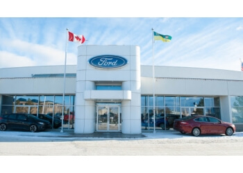 Saskatoon car dealership Jubilee Ford