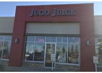 Airdrie juice bar Jugo Juice