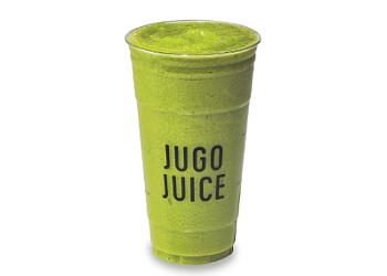 Quebec juice bar Jugo Juice