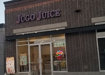 Sherwood Park juice bar Jugo Juice