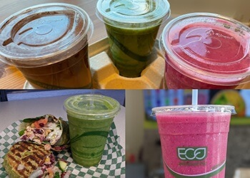 Ottawa juice bar Juice Monkey