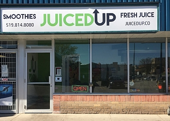 Stratford juice bar Juiced Up